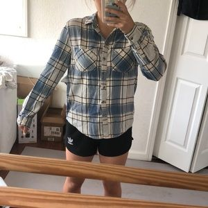 Urban outfitters oversized flannel!